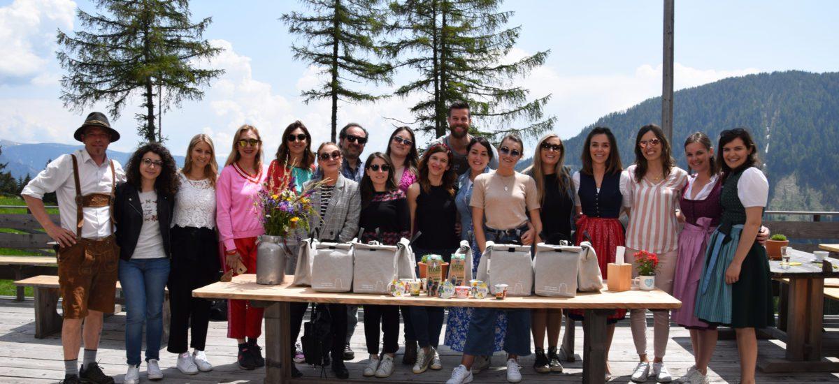 Tour in Val Sarentino / MILA