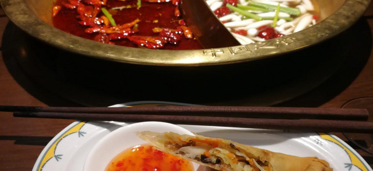 Hot-Pot al 168 Chinese Township