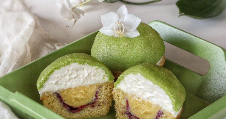Prinsesstårta in versione Cupcake