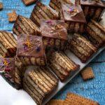 Torta Bicolore senza cottura