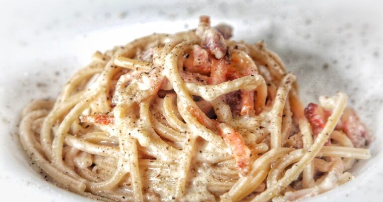 Spaghetti alla Gricia