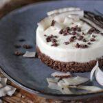 tortini al cioccolato e cocco con skyr